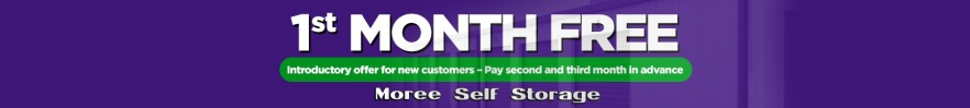 1st Month Free - Pay for 2nd and 3rd Month